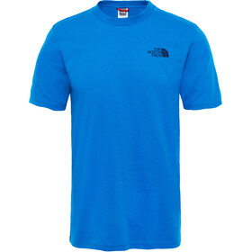 The North Face Simple Dome S/S Tee Men bomber blue
